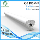 Tunnel Parking Lot를 위한 직업적인 Waterproof Tube Manufacturer IP65 세 배 Proof Tube Light