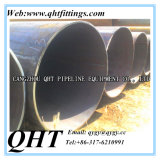 Труба из черного металла углерода план-графика 40 Q235B сваренная LSAW черная круглая стальная