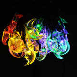 Mond Solar String Lights für Outdoor, Wedding, Festival (Multi-Color)