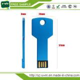 Forma instantânea da chaveta de movimentação do USB das amostras livres 8GB