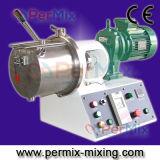 Mezclador de la reja de arado de la talla del laboratorio (PTS-5)