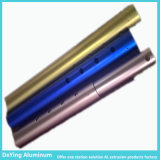 Konkurrierender Aluminiumprofil-Strangpresßling teleskopischer Rod