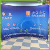 Afficheur en aluminium Exposition Toile de fond Support Mur