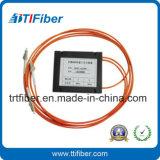 Divisor óptico con varios modos de funcionamiento de fibra de Sc/Upc 1X2 Fbt