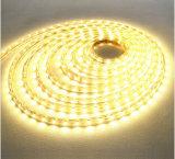 Ce EMC LVD RoHS Twee Jaar van de Garantie, Witte LEIDENE Flexibele Lichte LEIDENE van de Strook Kabel (SMD3528-60)
