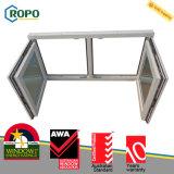 Indicador de vidro plástico Multipoint da inclinação e da volta da segurança UPVC/PVC do fechamento