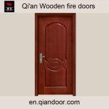 Дверь деревянной двери дверки топки Пожар-Rated пожаробезопасная