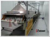 Abstand, Asphalt, Bitumen-Granulierer-Maschinerie