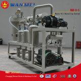 Sistema basso di ripristino dell'olio tramite distillazione sotto vuoto (WMR-B-30)