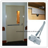 高品質Steel Commercial Fire Door、UL CertificateとのFire Rated Door