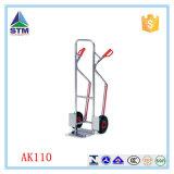 Aluminiumhandlaufkatze, faltender Handförderwagen, leichter Sack-Förderwagen