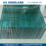 Lage Ijzer van het Glas van het Glas van de Vlotter van het Glas van de Veiligheid het Lage E van de Bouwconstructie Vlakke Aangemaakte