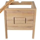 Festes Holz-Badezimmer-Schrank-klassische Badezimmer-Eitelkeit