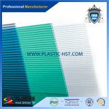 熱い販売法のマルチ壁の高品質のポリカーボネートの空シート