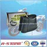 Tubo interno 3.50/4.10-17 de la motocicleta butílica de la alta calidad