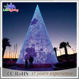 O Natal 3D o mais novo Ornaments a luz gigante ao ar livre da árvore de Natal do diodo emissor de luz
