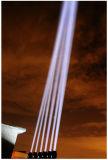 Factpry Preis-Stadiums-Licht Sharpy 200W 5r Träger-bewegliches Hauptlicht DJ beleuchten