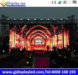 Visualizzazione esterna dell'affitto HD del LED per lo sconto speciale di festival di Metà di-Autunno di eventi
