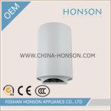 O OEM presta serviços de manutenção aos tanques internos da porcelana usados para o calefator de água elétrico