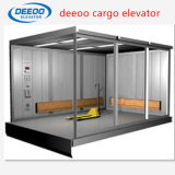ascenseur de fret électrique d'intérieur de marchandises de l'entrepôt 2000kg