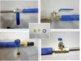 多機能の高圧放水銃のジェット機の洗浄庭の吹き付け器