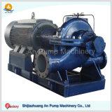 Pompe à eau de large volume de double aspiration de norme de l'OIN