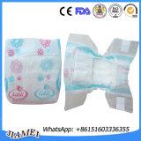 使い捨て可能なOEMの卸し売り赤ん坊のおむつは福建省で製造する
