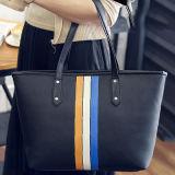 Madame de sac en cuir d'emballage de couleur de contraste de sacs de main d'unité centrale de mode sacs à main Sy7728