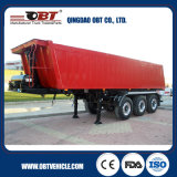 Fabbrica Direct Sale Tri Axle 50t Side Dumper Trailer da vendere