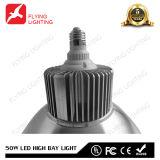 50W LED 세륨, FCC, RoHS를 가진 산업 옥외 높은 만 빛