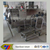 Packaged Food를 위한 Ss Steam Heating Autoclave Sterilizer