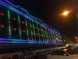 LED 큰천막 전시 벽 Wahser LED 가벼운 LED 바