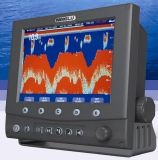 CCS Approvalの10インチTFT LCD Echo Sounder
