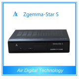 Zgemma-Estrela S do equipamento da transmissão do receptor satélite de DVB S/S2