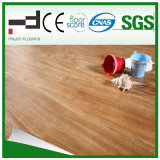 8m m grabaron la prueba superficial del agua del suelo del laminado de la madera dura