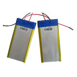 Fábrica Price 3.7V 1700mAh Lithium Polymer Lipo Batteries