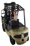 Un YOU Series Capacity 2500kg 2.5ton Diesel Forklift with Original Japanese Imported Engine (FD25/FD25T)