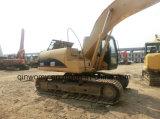 El Disponible-Cummins-Motor 80%-New-Condition E.E.U.U.-Exportó el excavador hidráulico usado de la correa eslabonada de tamaño mediano de la oruga 320c