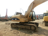 Chenille de taille moyenne utilisée Excavatrice-ETATS-UNIS hydrauliques du tracteur à chenilles 320c