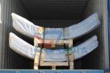 エポキシの上塗を施してある波形の鋼板
