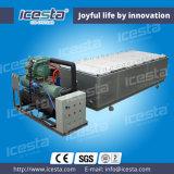 Machine de glace de bloc d'Icesta 3000kg/24h pour la glace vendant des affaires