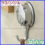 Un gancho de leva más fuerte del lechón de Hardward del cuarto de baño del ABS de la taza de la succión del vacío del aire