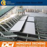 Ligne de la planche de gypse pour la fabrication de panneaux de plafond / cloisons sèches