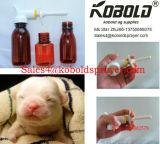 Câble d'alimentation de médecine d'animal familier, pulvérisateur en plastique d'animal de déclenchement