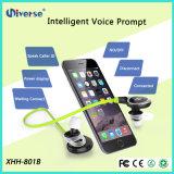 Alta qualidade de 2016 da forma de Bluetooth auscultadores estereofónicos sem fio de venda quentes/auriculares (XHH-801B)