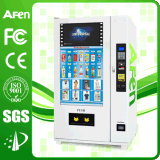 屋外のTouch Screen Coin Operated Drink Vending MachineおよびSnack Food