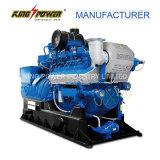 低い燃料消費料量が付いているMwm 600kwの天燃ガスの発電機