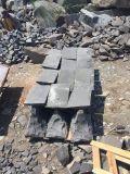 Basalto/ardósia pretos naturais/caído/Sandstone/Porphyr/cubos pavimento do granito/pedra de pedra das cortinas/Paver/pedra de pavimentação