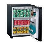 Super Silent Hotel Room Koelkast 30L geschuimd Deur Minibar Freezer XC- 30