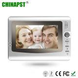 El sistema de intercomunicación video impermeable más barato de 7 pulgadas (PST-VD972C)